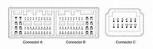 Kia Niro Audio Video Navigator Head Unit Pinout Diagram