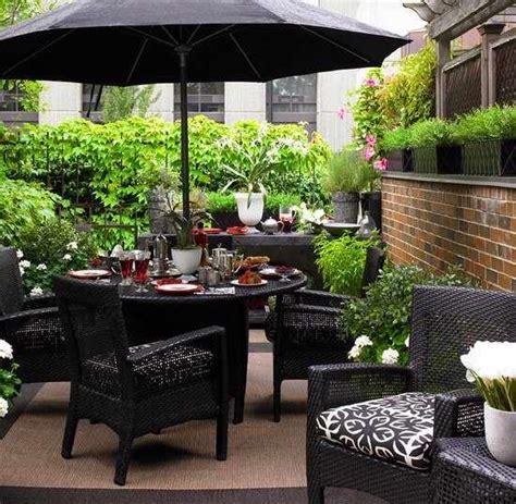 mobiliario de jardin mundodecoracioninfo