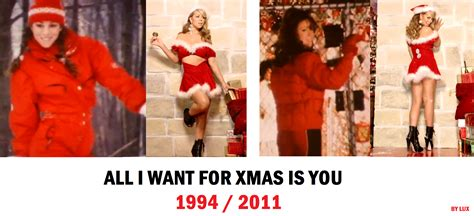 17 Anni Di All I Want For Christmas Is You