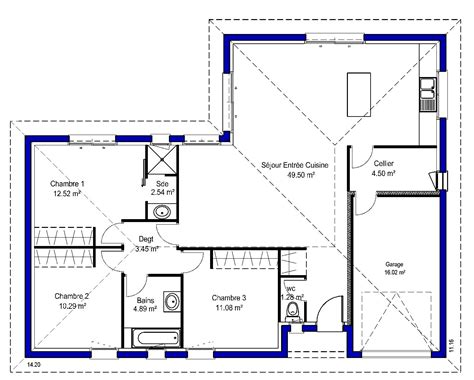 maison avec 4 chambres amanda maisons lara