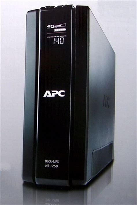 backup apc battery surge protector 1250 ups lcd
