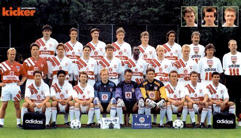 All pages with titles beginning with vfb (list of wikipedia articles on clubs so named). VfB Stuttgart   Kader   Bundesliga 1994/95 - kicker