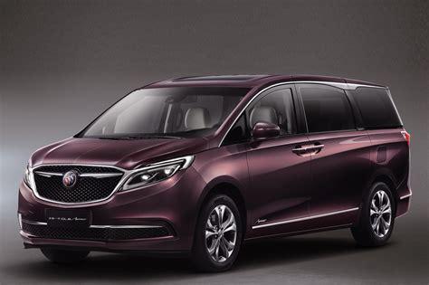 Buick Avenir Sub-brand Minivan Made For China