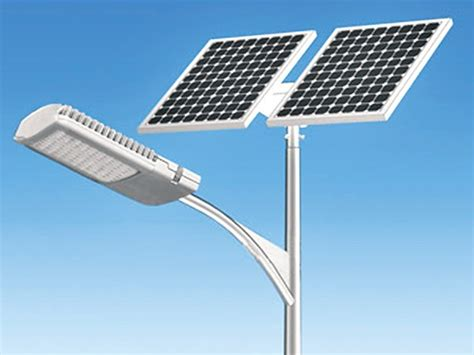 solar street l post applications approved for 8 000 solar lights capital