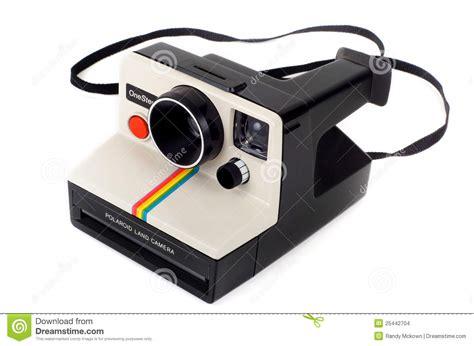 Vintage Polaroid Land Camera OneStep Editorial Stock Image