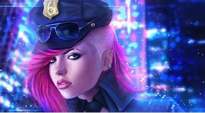 Officer Legends League Wallpapers Mack Background Pink
