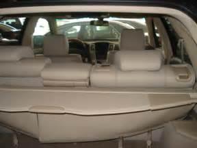 2008 Lexus SUV Interior