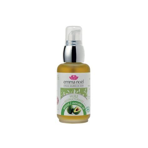 huile d avocat cuisine huile restructurante d 39 avocat 50 ml noël