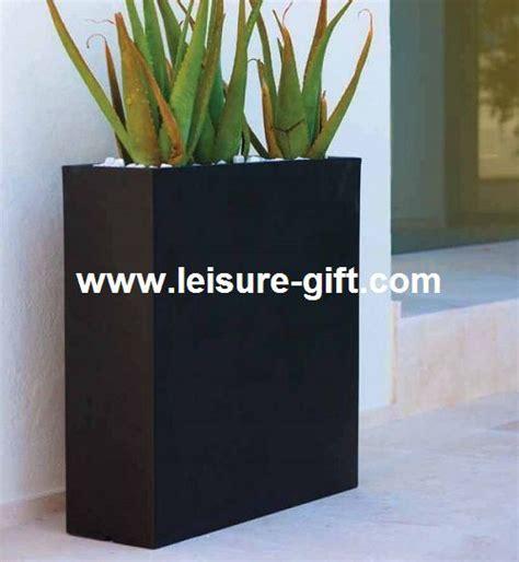 rectangulaire ext 233 rieure en fibre de verre de pot de fleur fo 277 rectangulaire ext 233 rieure en
