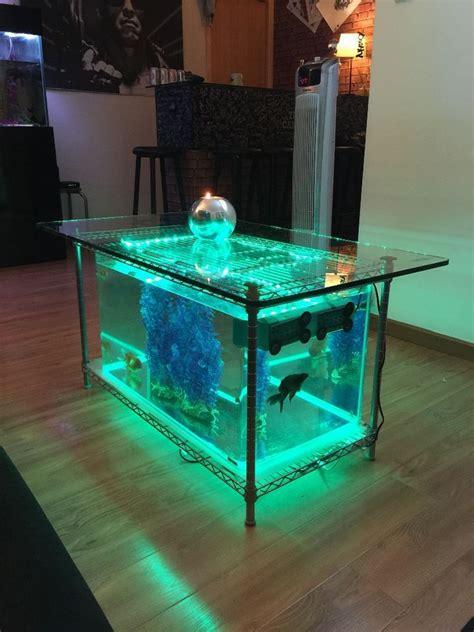 aquarium coffee table planted freshwater aquarium