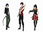 Anime creator full body boy, hol dir fila creator online