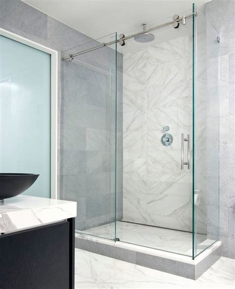 barn door ideas for bathroom modern bathroom sliding door for your shower