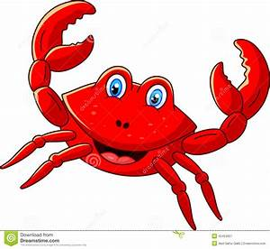 Cute Crab Clipart - Clipart Suggest