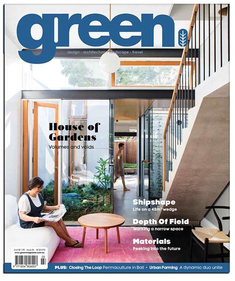 Issue 54 Green Magazine