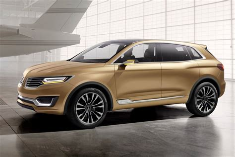 Lincoln Mkx Concept Exposed At The 2018 Beijing Auto Show