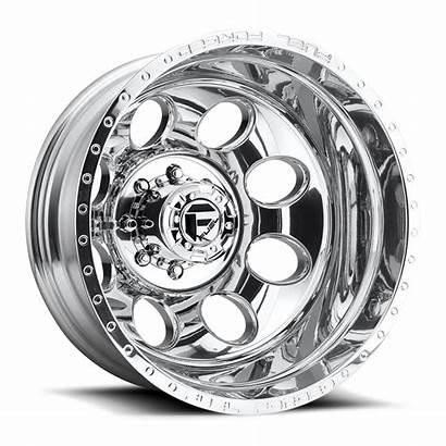 Rear Lug Wheels Dually Fuel Wheel App