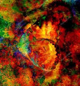 Rost Effekt Farbe : farbe schmetterling illustration und gemischte mittel abstrakten hintergrund vintage rost ~ Yasmunasinghe.com Haus und Dekorationen
