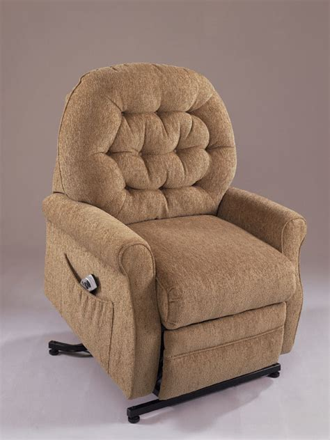power lift recliner chair for the elderly classic fabric