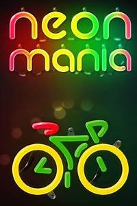 Neon mania iPhone game free Download ipa for iPad