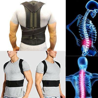 Korsett zurück Halter Rückenstabilisator Haltungskorrektur