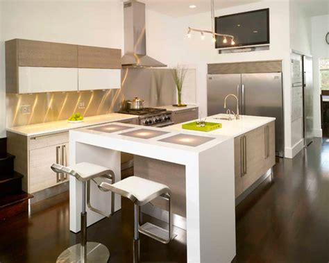 creer ilot de cuisine cuisine choisir le bon îlot et autres petits meubles
