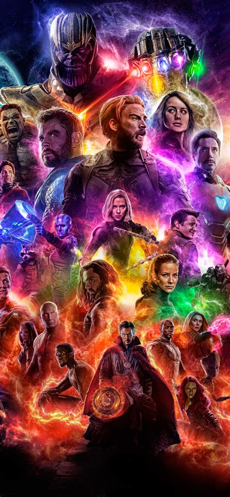 Endgame Wallpaper Iphone Xs Max 1242x2688 4 end 2019 iphone xs max hd 4k