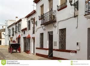 Streets Ronda Spain