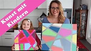 Malen Mit Kindern : malen mit kindern eine einfache technik mit acrylfarben youtube ~ Orissabook.com Haus und Dekorationen