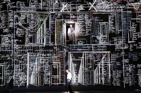 uk born es devlins prolific innovative lavish stage