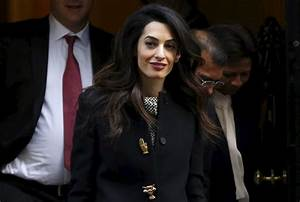 The incredible life of Amal Clooney
