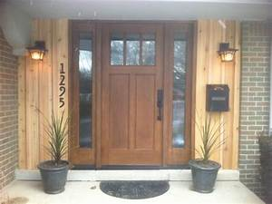 Front Doors - Contemporary - Entry - detroit - by Fingerle