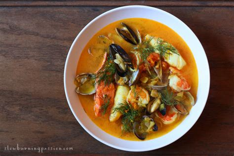 how to a bouillabaisse
