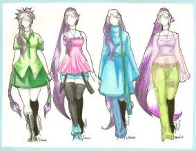 clothing designs alturiak by axel4ever on deviantart - Clothing Designs