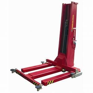 Pont Elevateur Voiture Mobile : pont l vateur mobile mono colonne lectrohydraulique 2 5 t werther mm25 ~ Medecine-chirurgie-esthetiques.com Avis de Voitures