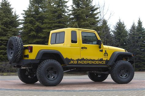 Jeep Jk Truck by Jeep Wrangler Unlimited Jk 8 Conversion Package