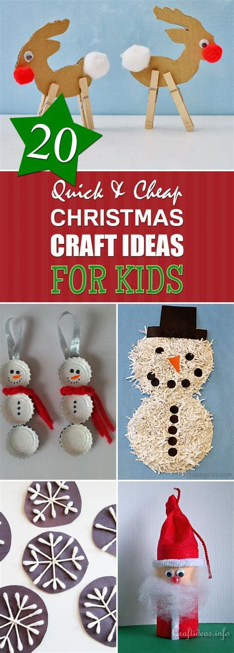 best 25 cheap christmas crafts ideas on pinterest cheap