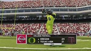 Tight Victory over A&M! De'Anthony Thomas with the amazing ...