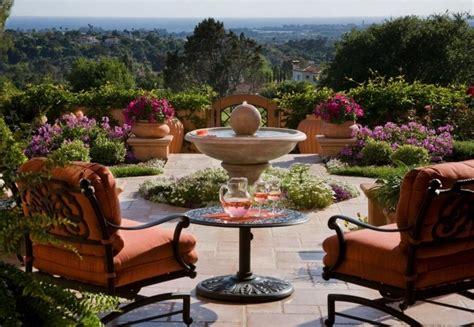 Tuscan Decorating Ideas For Patio by Gartendeko Einen Wundervollen Brunnen Selber Machen