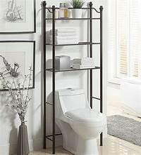 over toilet shelf Over Toilet Bathroom Shelves in Over the Toilet Shelving