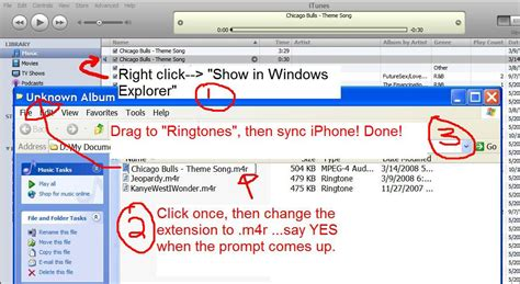 how to add ringtones to iphone how to add ringtones to your 1 1 4 iphone with itunes 7 6