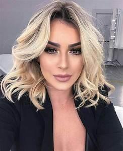 Coupe Cheveux Visage Ovale : coupes de cheveux pour visage ovale 2018 coupe de ~ Melissatoandfro.com Idées de Décoration