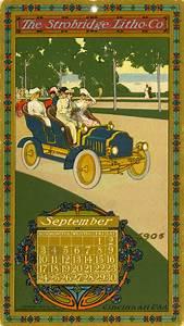 May Calendar Theme September The Gaylord Oscar Shepherd Collection Of