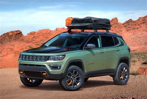 jeep type jeep trailpass concept 2017 type 551 compass photos