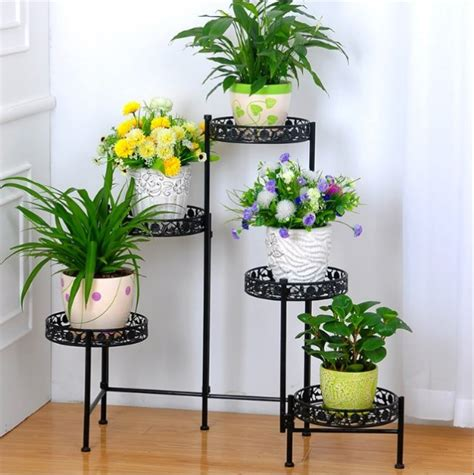 model rak bunga tanaman hias minimalis  terbaik