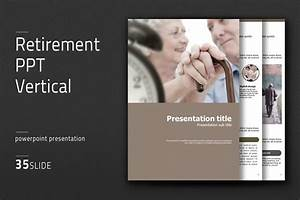 Indesign Presentation Template Free Retirement Ppt Vertical Powerpoint Templates Creative