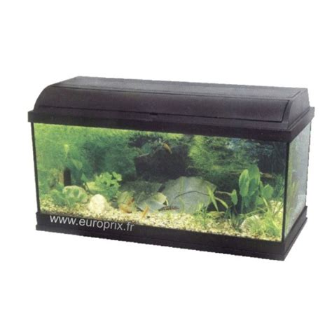 aquarium eau douce en promotion aquarium pas cher boutique europrix