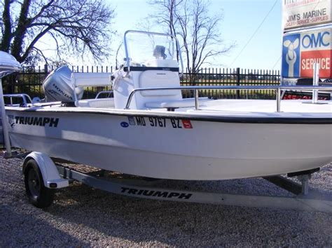 Triumph Skiff Boats For Sale by Triumph Boats For Sale Boats