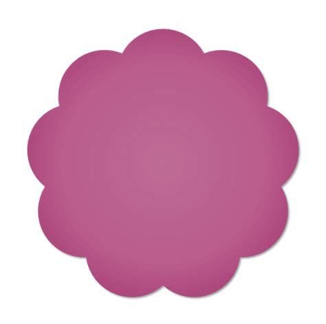 Scalloped Border Clipart Free download on ClipArtMag