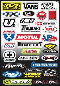 fx factory effex new mx graphics decal dirt bike motocross With dirt bike sponsors