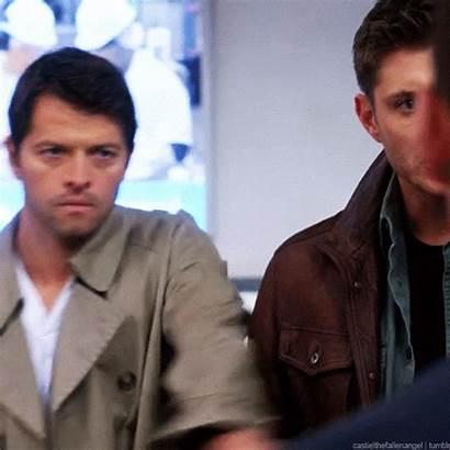 Dean Castiel Winchester Destiel Supernatural Cas Stuff